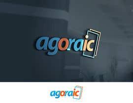 #229 para Design a Logo for a new company: Agoraic por seroo123