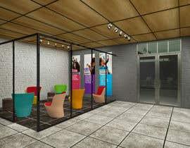 OutlineVisual tarafından 3D CONCEPT STORE DESIGN NEEDED! için no 25