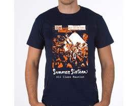 Nro 2 kilpailuun Design a T-Shirt (class reunion) käyttäjältä RethaSnyders