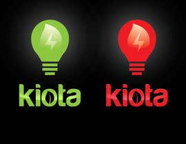 #352 para Logo Design for Kiota por benpics