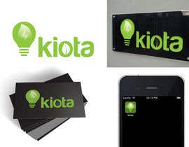 #362 para Logo Design for Kiota por benpics