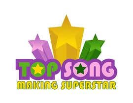 #14 for Re-Design a Logo for TOP SONG MUSICAL REALITY SHOW by burhandesign