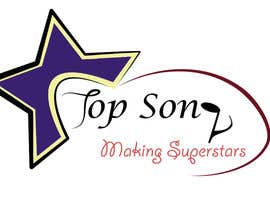 #22 for Re-Design a Logo for TOP SONG MUSICAL REALITY SHOW by malathy27