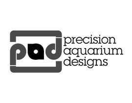 #57 para Complete a Logo concept for PAD por prbernal