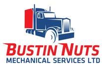 Proposition n° 55 du concours Graphic Design pour Design a Logo for Bustin Nuts Mechanical Services Ltd.