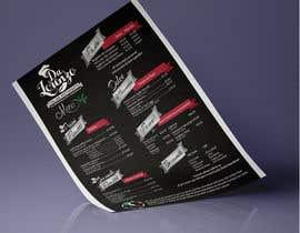 Nro 4 kilpailuun Italian Restaurant menu käyttäjältä adrizing