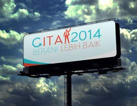 #176 for Design a Logo for an Indonesian President Candidate af VEEGRAPHICS