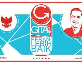 #31 for Design a Logo for an Indonesian President Candidate af cip4rf