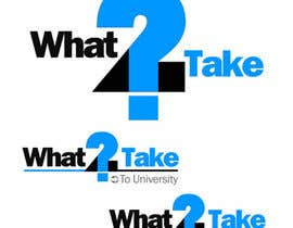 #73 untuk Design a Logo for What 2 Take oleh prbernal