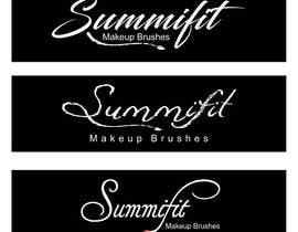 Nro 16 kilpailuun Design Logo of Makeup Brushes käyttäjältä marif64