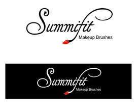 Nro 18 kilpailuun Design Logo of Makeup Brushes käyttäjältä marif64