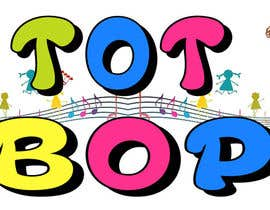 engahmadshrif tarafından Logo design for 'Tot Bop'; dance classes for children aged 2-5. için no 20