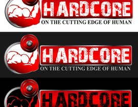 #34 for Design a Logo for Hardcore Sports Nutrition by dandrexrival07