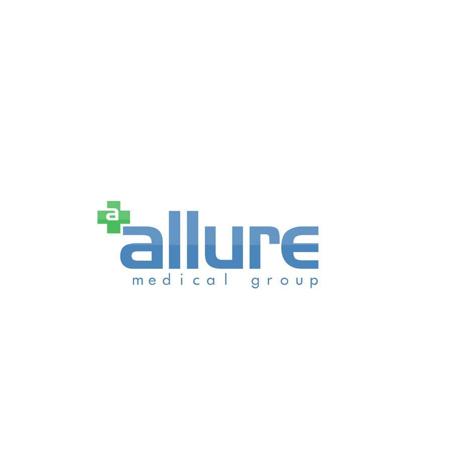 Kilpailutyö #37 kilpailussa New corporate logo for Allure Medical Group