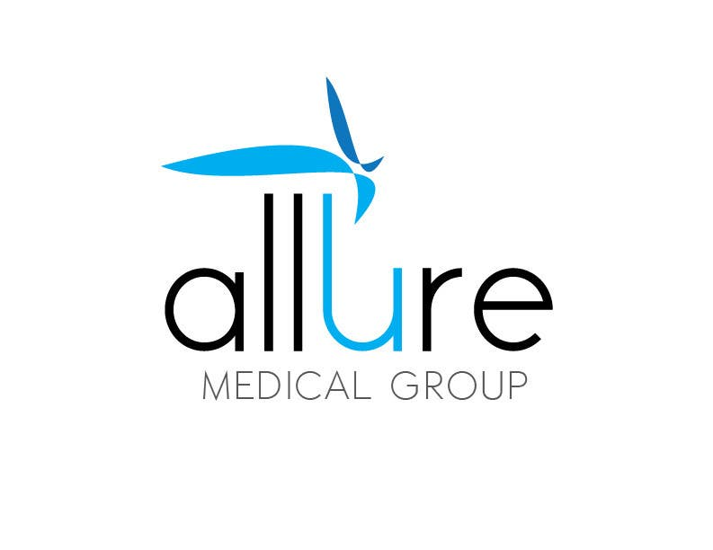 Kilpailutyö #143 kilpailussa New corporate logo for Allure Medical Group
