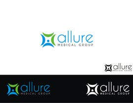 #33 cho New corporate logo for Allure Medical Group bởi B0net