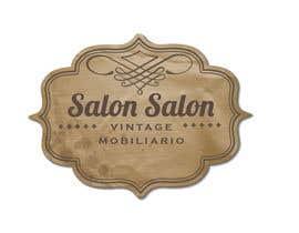 nº 6 pour Design eines Logos for salon salon - vintage mobiliario par salcantara
