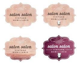 nº 21 pour Design eines Logos for salon salon - vintage mobiliario par salcantara