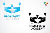 Graphic Design Inscrição do Concurso Nº159 para Logo Design for The Realflow Academy