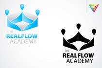Graphic Design Inscrição do Concurso Nº157 para Logo Design for The Realflow Academy