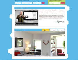 #10 for Design a Website Homepage for www.tntbaby.com.au by suryabeniwal