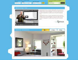 #11 for Design a Website Homepage for www.tntbaby.com.au af suryabeniwal