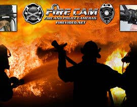 nº 47 pour I need some Graphic Design for our company Fire Cam par BrandtGraphix