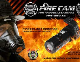 nº 57 pour I need some Graphic Design for our company Fire Cam par enshano