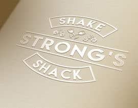 Nro 35 kilpailuun Bar Logo Strong käyttäjältä almeidavector