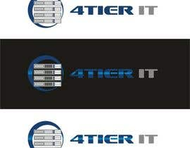 #60 for Design a Logo for 4 Tier IT by carlosmedina78