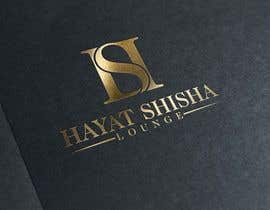 kaygraphic tarafından I need a logo for my oriental luxury shisa lounge . the name is    Hayat için no 66