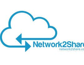 alexisbigcas11 tarafından Design a Logo for Network2Share (cloud software product) için no 279