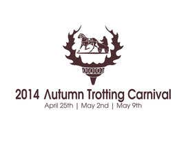 nº 42 pour Design a Logo for our Autumn Trotting Carnival par jeffersonpalileo