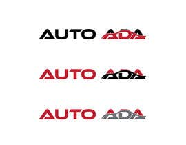 "LoveDesign007 tarafından Design a logo for a car dealer, name of the dealership is "" Auto ADA"" için no 58"