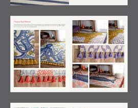 Nro 28 kilpailuun 8-page catalog design käyttäjältä arslanizaya