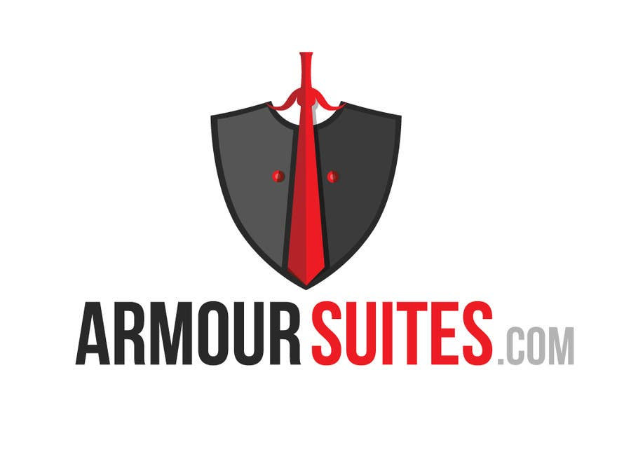 #34 for Design a Logo for Custom Suit Tailoring Company: Armour Suits by NabilEdwards