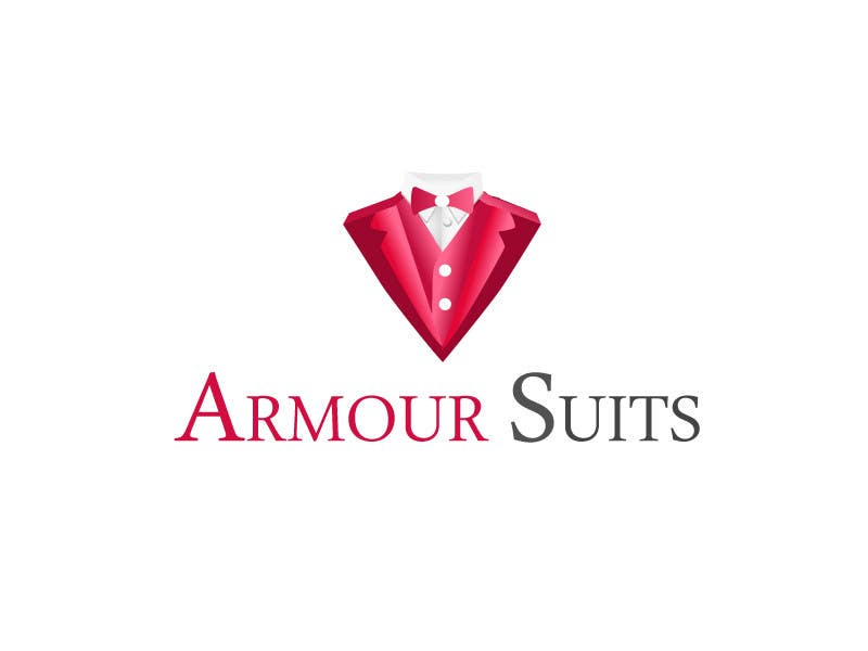 #61 for Design a Logo for Custom Suit Tailoring Company: Armour Suits by web92