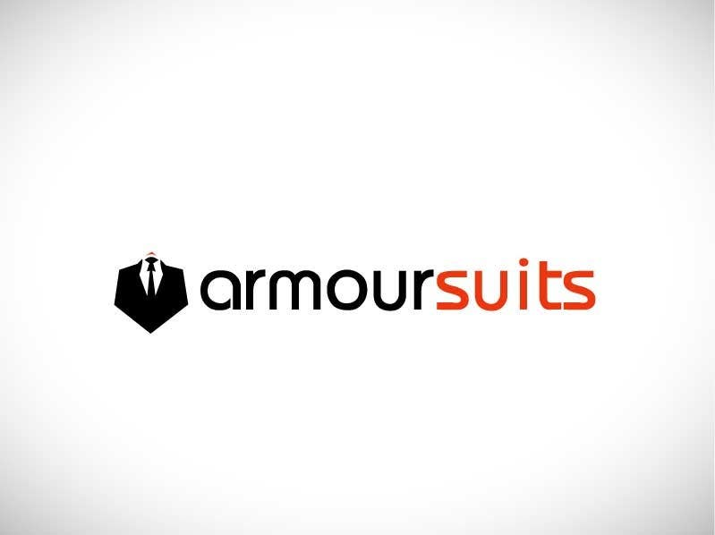 #25 for Design a Logo for Custom Suit Tailoring Company: Armour Suits by tfdlemon