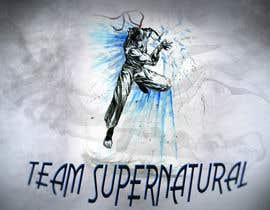 #3 for Create a Hadouken Image for TEAM SUPERNATURAL by homepbk