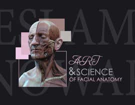 eslamnowar tarafından LOGO for Face Anatomy Cross Section course (part of Aesthetic Medicine Congress) için no 112