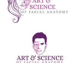 sunnyGoldeneye tarafından LOGO for Face Anatomy Cross Section course (part of Aesthetic Medicine Congress) için no 54