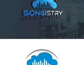 #152 for Music Website Logo by Logoexpert1986