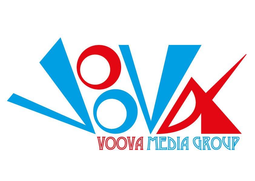 Kilpailutyö #13 kilpailussa Design a Logo for Voova Media Group