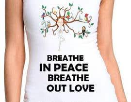 Nro 26 kilpailuun Design a T-Shirt for Leukemia & Lymphoma Society käyttäjältä anubhab2006