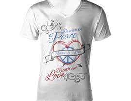 Nro 16 kilpailuun Design a T-Shirt for Leukemia & Lymphoma Society käyttäjältä lauraburdea