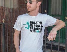 Nro 6 kilpailuun Design a T-Shirt for Leukemia & Lymphoma Society käyttäjältä tengkushahril