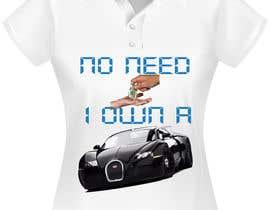 Nro 35 kilpailuun Design a T-Shirt käyttäjältä Sambitpanda1987