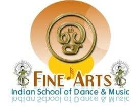 nº 6 pour Design a Logo for Indian Fine Arts School par come2ankit