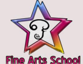 nº 4 pour Design a Logo for Indian Fine Arts School par anjana71