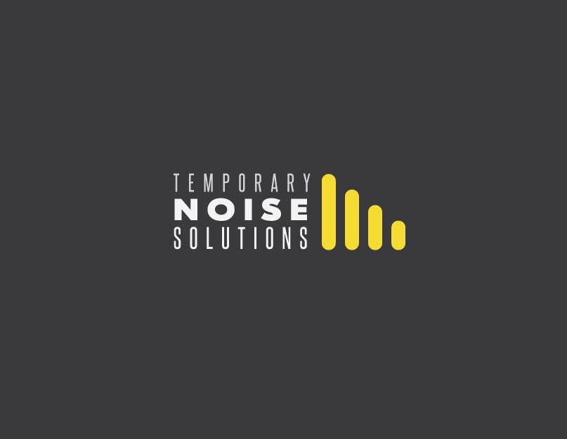 Proposition n°43 du concours Design a Logo for Temporary Noise Solutions